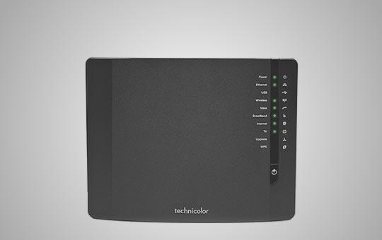 modem - Tiscali Assistenza